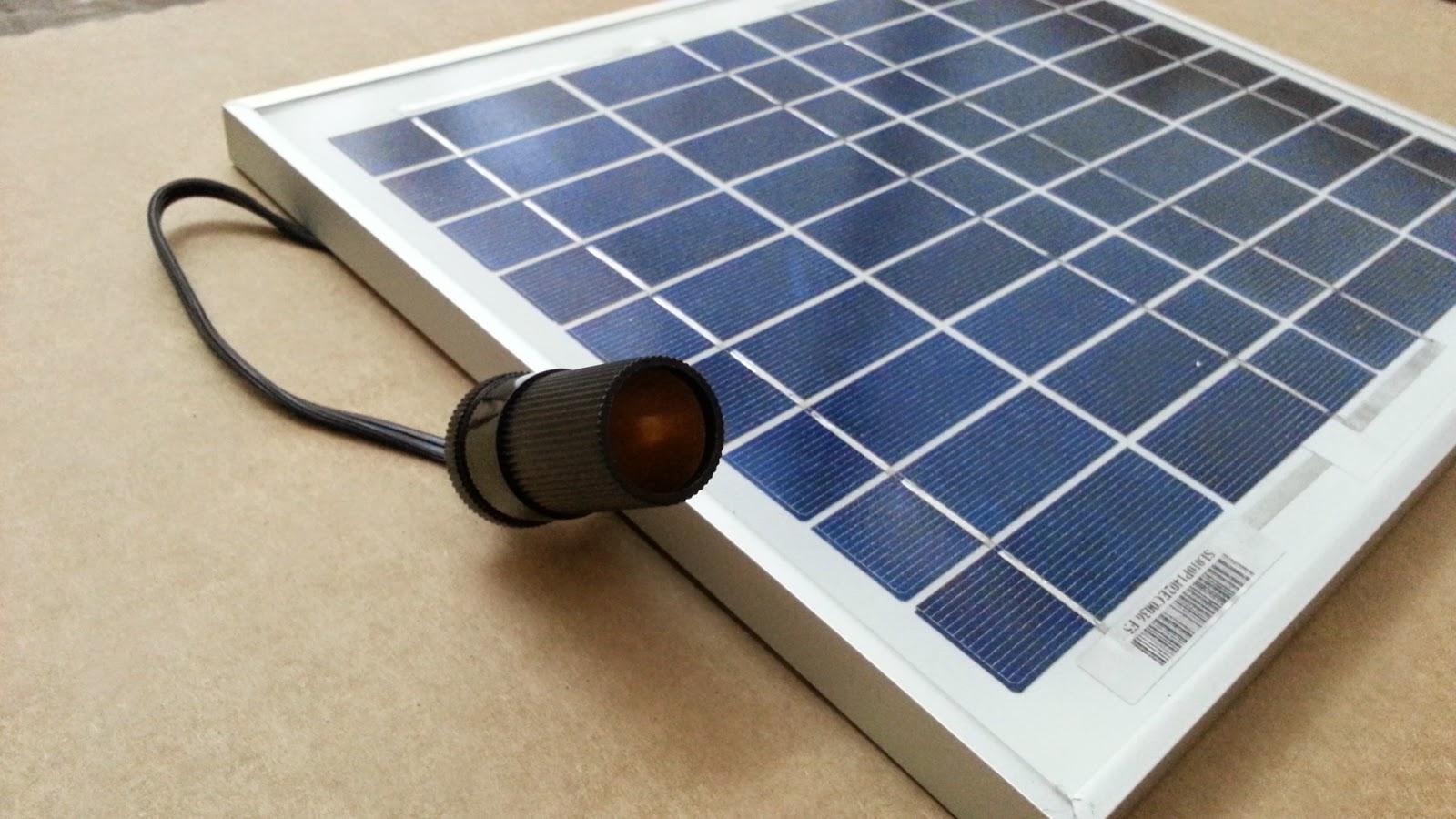 Caricabatteria portatile barca - Fotovoltaico portatile ...