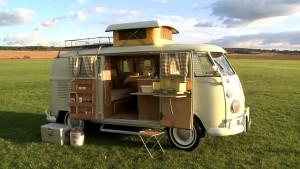 Caricabatteria camper